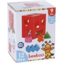 beeboo Baby Steckbox 9 Stück , 1 Set