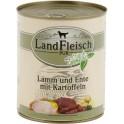 Landfl. Lamm+Ente+Kart. 800gD